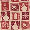 Homespun Christmas Kraft Gift Wrap