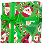 Santa Soiree Gift Wrap