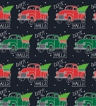 Deck The Halls Gift Wrap
