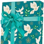 Holiday Peace Gift Wrap