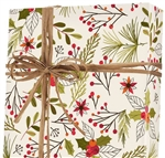 Yuletide Holiday Gift Wrap