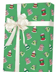 Christmas Drinks Wholesale Gift Wrap