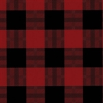Buffalo Plaid Wholesale Gift Wrap