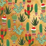 Christmas Cactus Wholesale Gift Wrap
