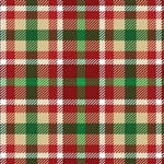 Christmas Plaid Wholesale Gift Wrap