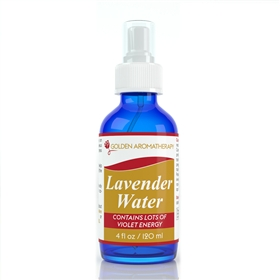 Bulgarian Lavender Spray (Hydrosol) 4 oz - 12 bottle case