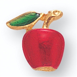 RED APPLE PIN