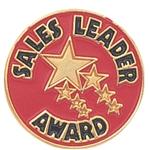 SALES LEADER AWARD PIN