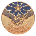 DISTINGUISHED SERVICE PIN