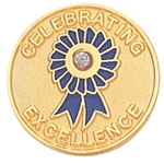 CELEBRATING EXCELLENCE PIN