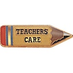 TEACHERS CARE PIN