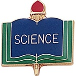 SCHOOL SCIENCE PIN