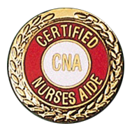 CERTIFIED NURSES AIDE LAPEL PIN