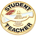 STUDENT TEACHER PIN