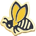 BUMBLE BEE PIN