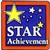 STAR ACHIEVEMENT PIN