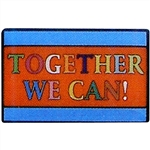TOGETHER WE CAN PIN