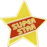 SUPER STAR PIN