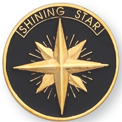 SHINING STAR PIN