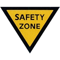 SAFETY ZONE PIN