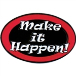 MAKE IT HAPPEN PIN