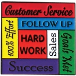 CUSTOMER SERVICE PIN
