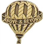 ABOVE & BEYOND PIN