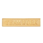 TEAM WORK BAR PIN