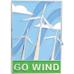GO WIND PIN