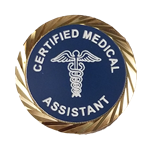Certified Medical Assistant Lapel Pin