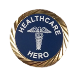 Healthcare Hero Lapel Pin