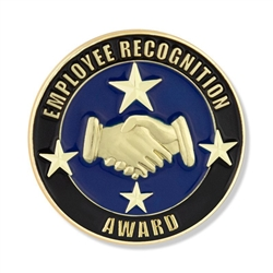 Employee Recognition Award Pin