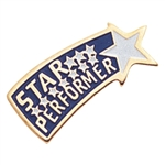 STAR PERFORMER PIN