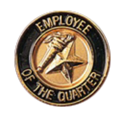 EMPLOYEE OF THE QUARTER PIN