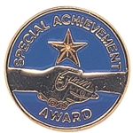 SPECIAL ACHIEVEMENT PIN