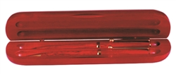 ROSEWOOD PEN, PENCIL & BOX