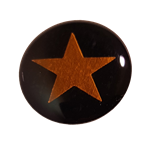SELF ADHESIVE BRONZE STAR AWARD