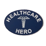 Healthcare Hero Award - Self Adhesive