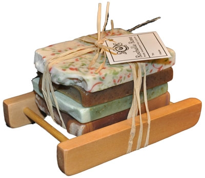 Soap Dish Sampler