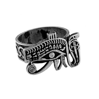 Eye of Horus Ring - Small