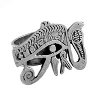 Eye of Horus Ring - Mediun