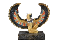 ISIS STONE STATUE 10 INCHES