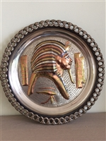 King Tut Copper Plate