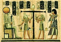 Hall of Judgement Papyrus
