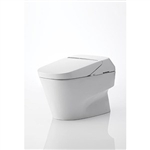 Toto Neorest 700H Elongated 1 Piece Toilet MS992CUMFG#01 Cotton White