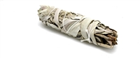 California white sage smudge bundle 4""