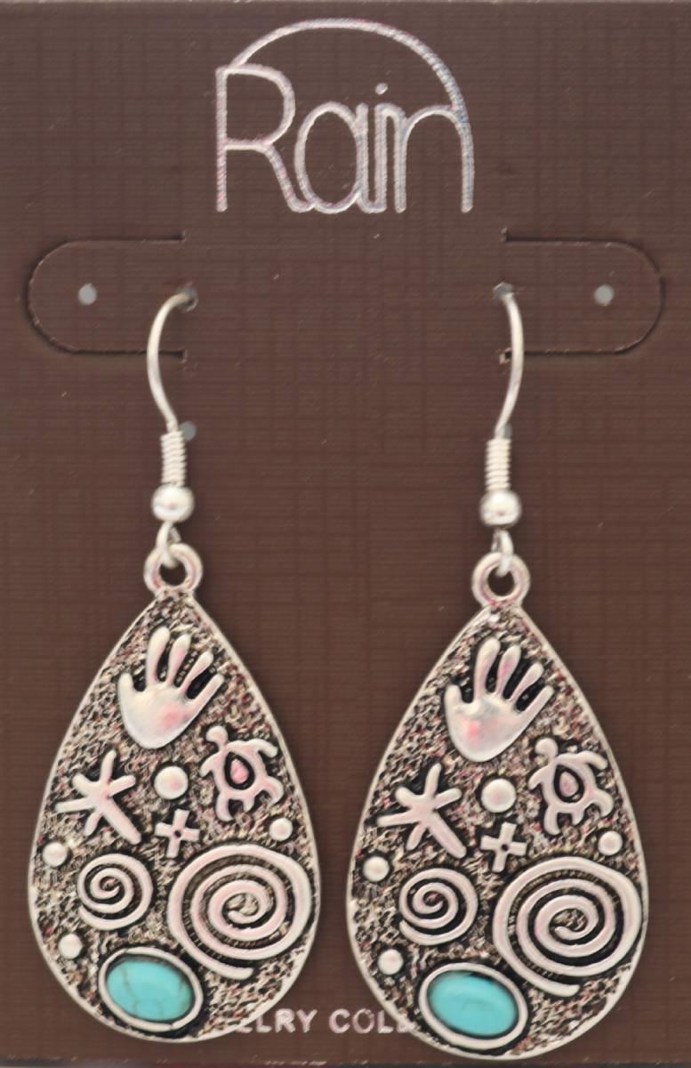 Rain Jewelry Collection Aztec Symbol