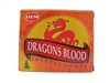 Hem brand incense cones dragon's blood