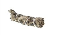 yerba santa incense bundle tied with string 4""