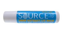 Source hep extract lip balm with CBD